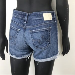 Ag The Hailey Cut off shorts